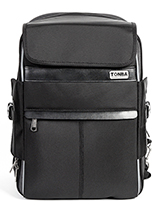 High-capacity computer shoulder bag 1801