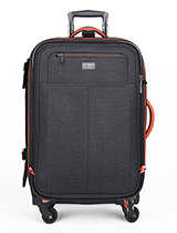 Large capacity four-wheel universal suitcase