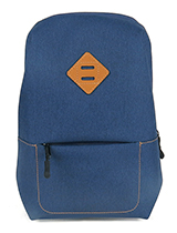 Simple recreational shoulder bag