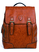 Fashion retro commuter shoulder bag